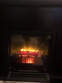 Fire place in excellent condition