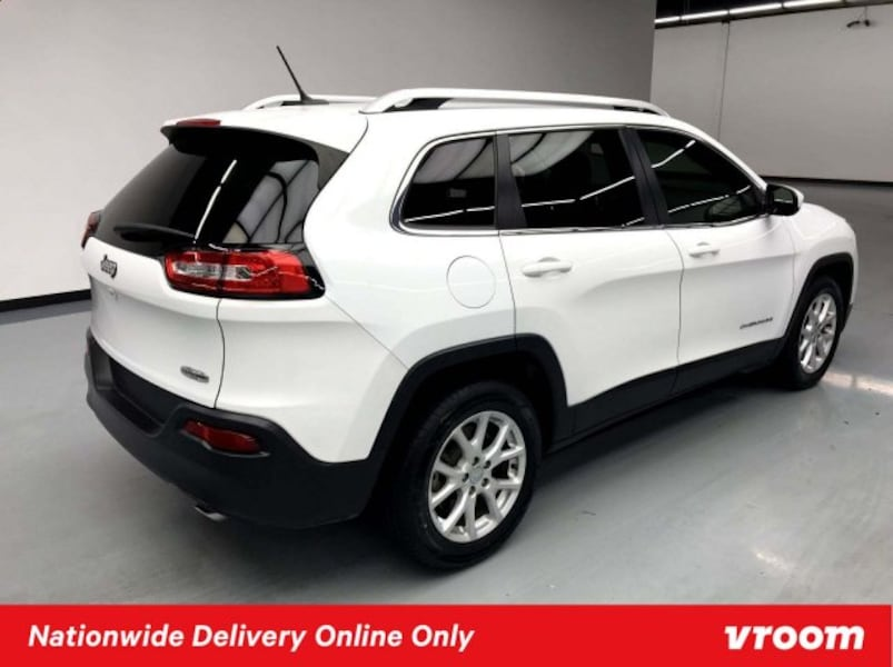 2014 Jeep Cherokee Bright White Clearcoat hatchback f3cca1a8-2bd5-4a9c-9b86-5ea595280ee4