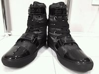 Emporio Armani men's high tops Vancouver, V5M 4T9
