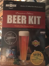 Mr. Beer- Beer kit- New Woodbridge, 22192