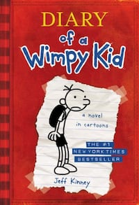 Diary of a Wimpy Kid (Diary of a Wimpy Kid, Book 1) With Free Gift-Wrap Mississauga, L4W 3L5