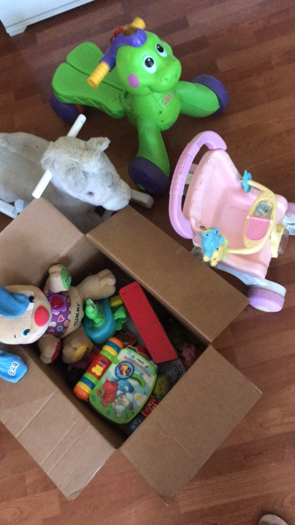 begagnad free toys for toddlers perfect for daycares and pre