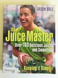 Jason Vale. The Juicer Master. HARPER THORSONS - English Viator