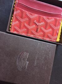 GoYard Card Holder Simcoe, N3Y 1E4