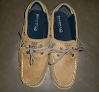 Boys size 7 Sperry  Sandston, 23150