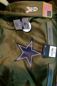 Offical  Cowboys  Nike therma Bedford, 76022