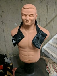 Body Opponent Bag (BoB) punching bag Edmonton, T5Y