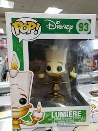 FUNKO POP DISNEY LUMIERE  Henderson, 89011