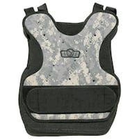 Paintball vest chest protector Los Angeles