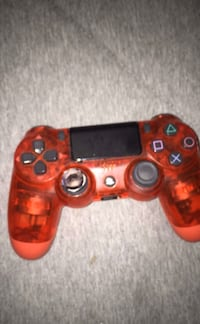 Red PS4 controller Coquitlam, V3B 6G1