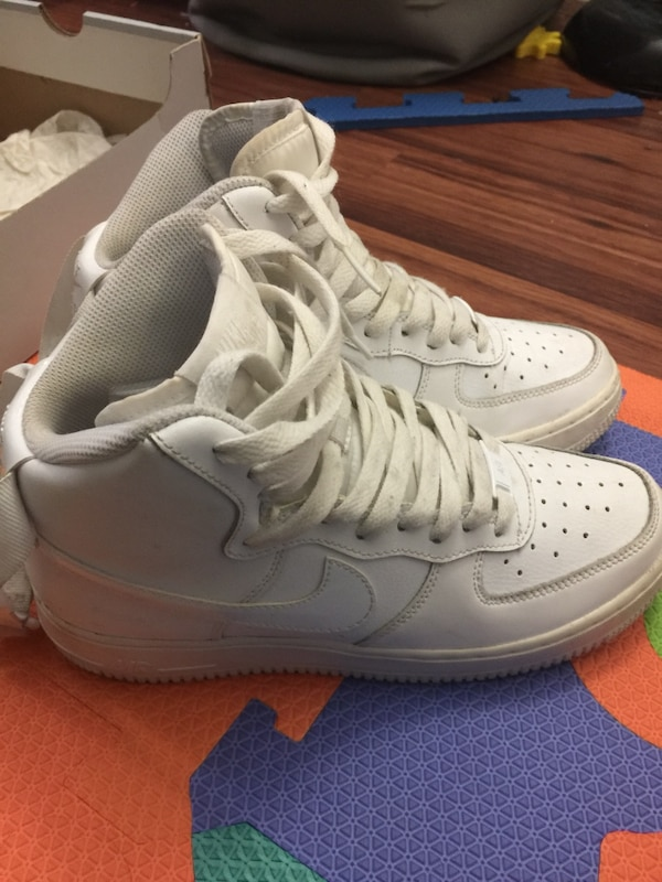 00d7822a52c1 Used Nike Air Force 1 shoe box for sale in New York - letgo