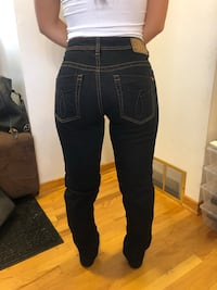 Jeans worn once size 11 Laval, H7P 3X9