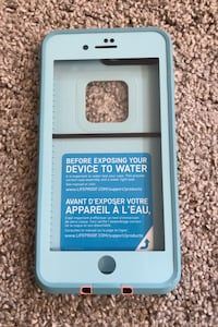 Waterproof Case for iPhone 7 Plus (life proof case)