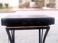black wooden 2-layer table California, 91387