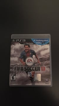 Fifa 13 ps3 game case, cheap Niagara Falls, L2H