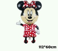 Giant Mickey Minnie Mouse balloon carton foi Hamilton, L9C 7L6