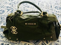 Guess Purse - Dark Green  Toronto, M6M 1R1
