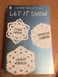 Let It Snow - John Green 6885 km