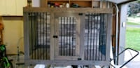 Home made crate/kennel  Barrie