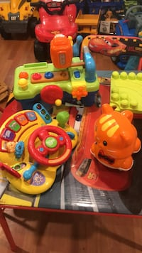 toddler's assorted plastic toys Coral Springs, 33071