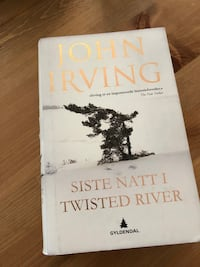 John Irving - Siste natt i Twisted River