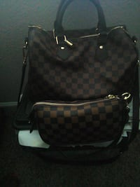 Lv speedy 30 and pochette