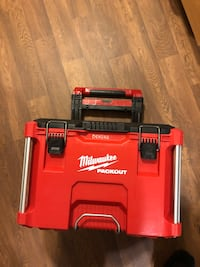 Milwaukee Packout rolling tote  Ankeny, 50021