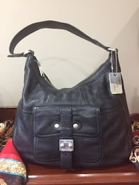 Black handbag Burnaby, V5E 3P8