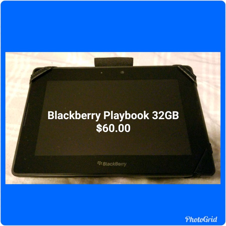 Blackberry Playbook 16GB & 32GB