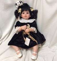 FAYZAH SPANOS COLLECTOR DOLL South Bend, 46601