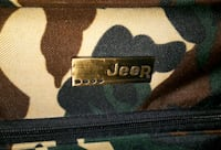 JEEP luggage/baggage suitcase Vancouver, V6E 1X7