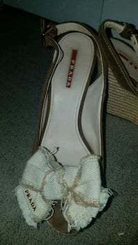 Prada  wedges  North Vancouver, V7N 2G3
