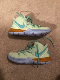 Kyrie 5 Squidward Tentacles size 9.5 多伦多, M2M 1R1