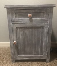 brown wooden 2-drawer nightstand San Antonio, 78260