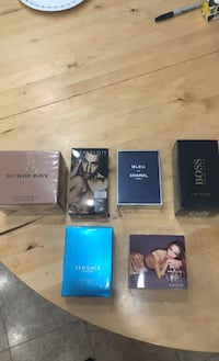 Men's and women's fragrances sealed and authentic  Toronto, M3J 2P9