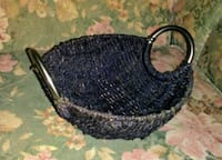Mini Wicker Carrying Basket Winnipeg, R3G 1M3