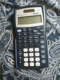 black and gray Texas Instruments TI-84 Plus Toronto, M5T 1B3