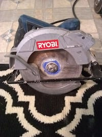 Ryobi circular saw Houston, 77038