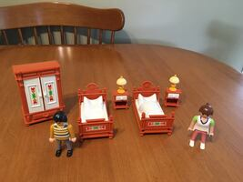 Playmobil bedroom set