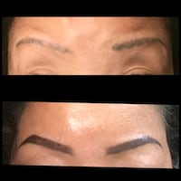 Brow and Lash Services Washington