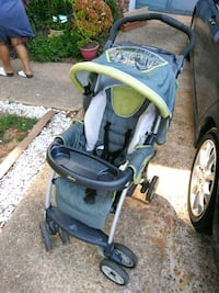 baby's gray and green jogging stroller Columbia, 29212