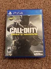 Call Of Duty Infinity Warefare  Washington, 20229