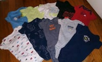 Boy baby clothes- newborn up to 3 mo Des Moines, 50317