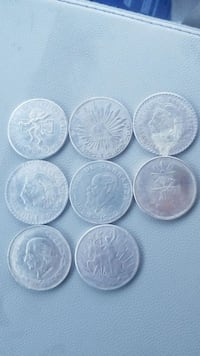 Coins  Silver Sunset, 84015