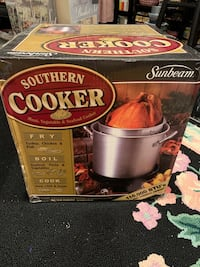 Sunbeam Southern Cooker 30 km