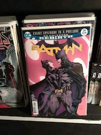 Batman#24 Engagment of Batman and catwoman  Houston, 77008