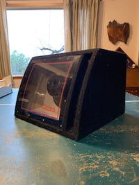 8inch Subwoofer with built in amplifier