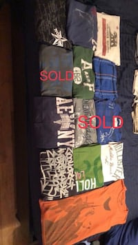 T-Shirts (multiple brands)