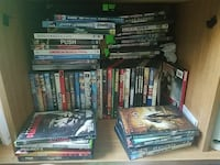 assorted DVD movie collection Cambridge, 21613