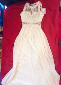 women's white sleeveless dress Toronto, M3J